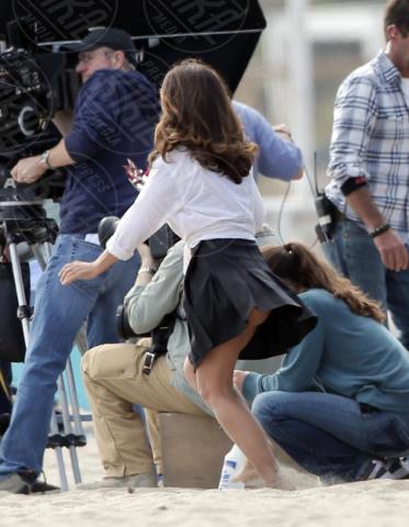 Salma Hayek - Los Angeles - 22-10-2013 - Quando i vestiti non fanno il loro dovere la gaffe è assicurata