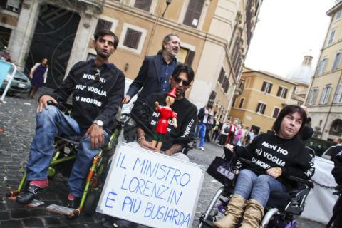 Davide Vannoni - Roma - 24-10-2013 - Metodo Stamina: Davide Vannoni torna sotto i riflettori