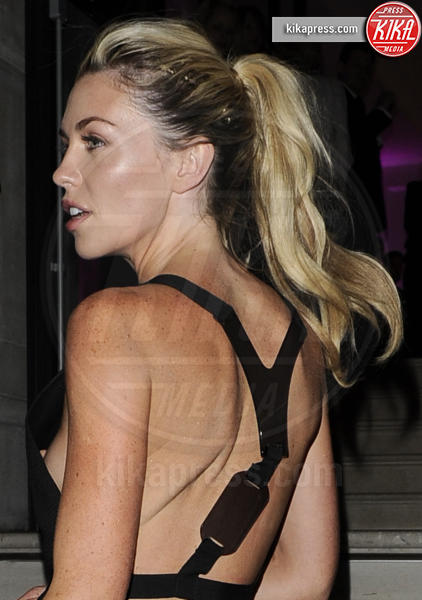 Abbey Clancy - Los Angeles - 30-01-2013 - Il wardrobe malfunction colpisce ancora