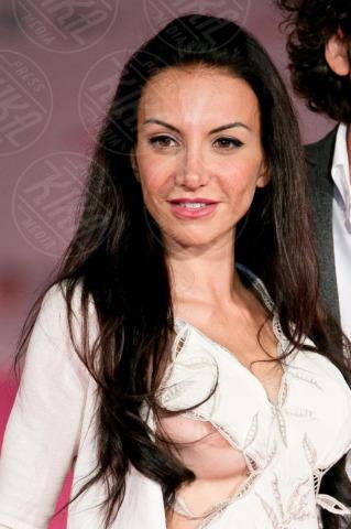 Alessandra Barzaghi - Roma - 28-09-2013 - Quando i vestiti non fanno il loro dovere la gaffe è assicurata