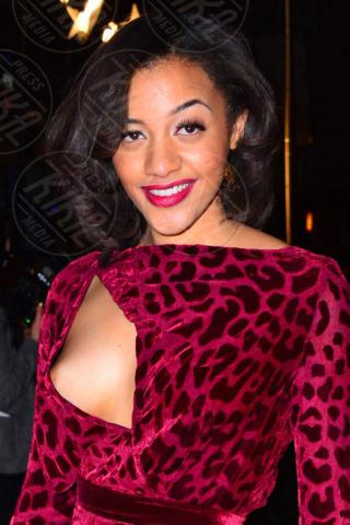 Amal Fashanu - Londra - 20-02-2013 - Rihanna & Co.: quando le star vanno fuori di seno