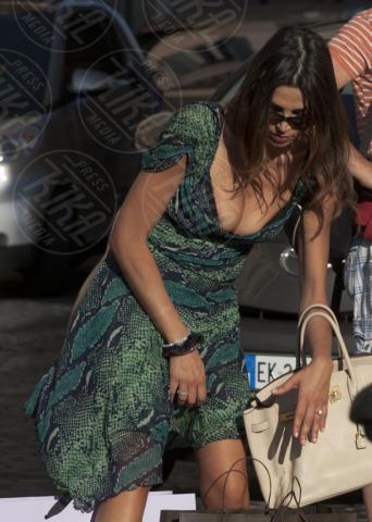 Cecilia Capriotti - Roma - 23-09-2010 - Quando i vestiti non fanno il loro dovere la gaffe è assicurata