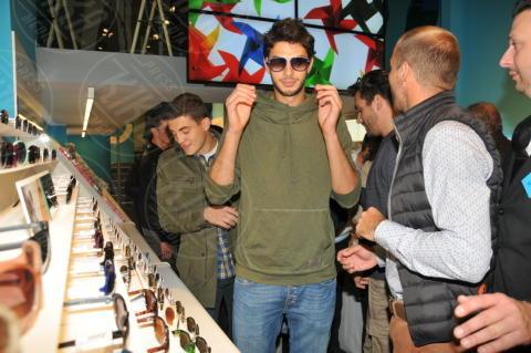 Andrea Ranocchia - Milano - 24-10-2013 - Interisti e milanisti riuniti nel nome della moda