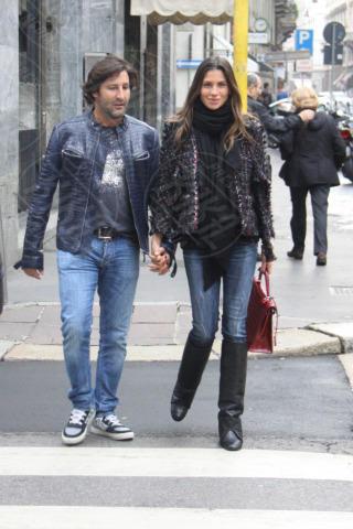Arnaud Mimran, Claudia Galanti - Milano - 24-10-2013 - Claudia Galanti, la rivelazione shock sulla morte della figlia