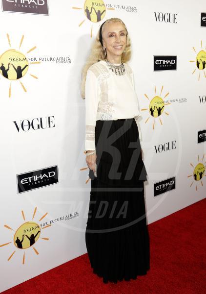 Franca Sozzani - Los Angeles - 25-10-2013 - Los Angeles rende omaggio a Franca Sozzani sognando l'Africa
