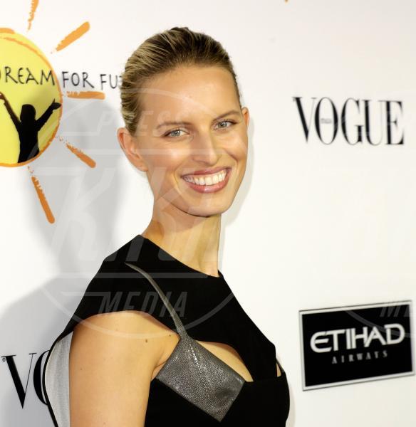 Karolina Kurkova - Los Angeles - 25-10-2013 - Los Angeles rende omaggio a Franca Sozzani sognando l'Africa