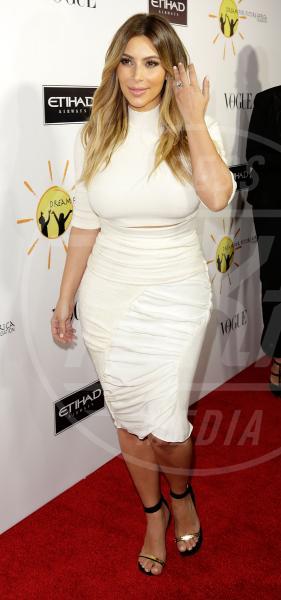 Kim Kardashian - Los Angeles - 25-10-2013 - Los Angeles rende omaggio a Franca Sozzani sognando l'Africa