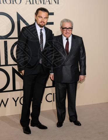 Martin Scorsese, Leonardo DiCaprio - New York - 24-10-2013 - Giorgio Armani riunisce le celebrity per One Night Only