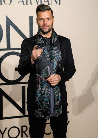 Ricky Martin - New York - 24-10-2013 - Giorgio Armani riunisce le celebrity per One Night Only