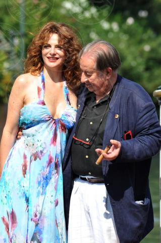 Caterina Varzi, Tinto Brass - Venezia - 10-09-2009 - Non solo divorzi, in arrivo una cascata di fiori d'arancio
