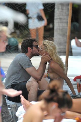 Tomaso Trussardi, Michelle Hunziker - Miami - 04-06-2012 - Non solo divorzi, in arrivo una cascata di fiori d'arancio