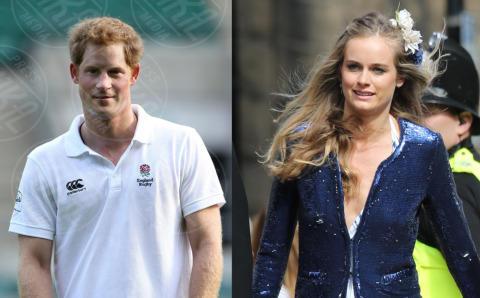 Cressida Bonas, Principe Harry - 17-10-2013 - Non solo divorzi, in arrivo una cascata di fiori d'arancio