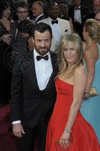 Justin Theroux, Jennifer Aniston - Hollywood - 25-02-2013 - Non solo divorzi, in arrivo una cascata di fiori d'arancio
