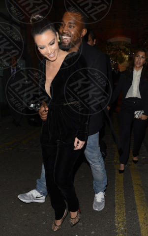 Kim Kardashian, Kanye West - Londra - 09-11-2012 - Non solo divorzi, in arrivo una cascata di fiori d'arancio