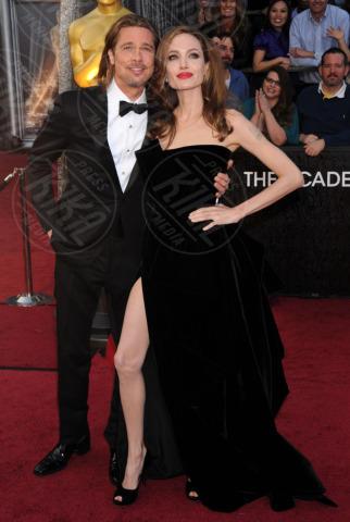 Angelina Jolie, Brad Pitt - Hollywood - 26-02-2012 - Non solo divorzi, in arrivo una cascata di fiori d'arancio