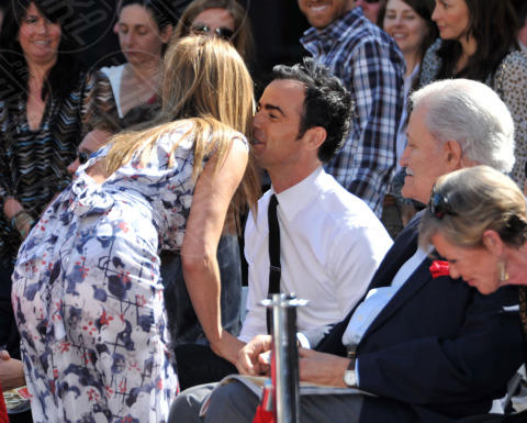 Justin Theroux, Jennifer Aniston - Bel Air - 22-02-2012 - Non solo divorzi, in arrivo una cascata di fiori d'arancio