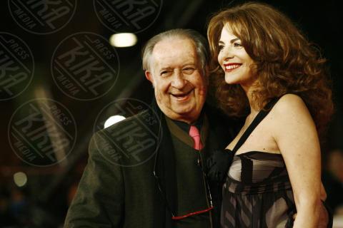 Caterina Varzi, Tinto Brass - Roma - 19-10-2009 - Non solo divorzi, in arrivo una cascata di fiori d'arancio