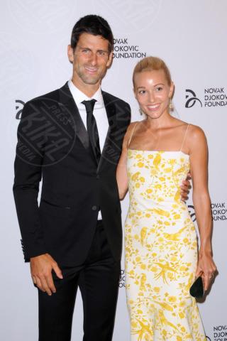 Jelena Ristic, Novak Djokovic - Manhattan - 11-09-2013 - Non solo divorzi, in arrivo una cascata di fiori d'arancio
