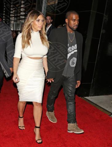 Kim Kardashian, Kanye West - Los Angeles - 25-10-2013 - Non solo divorzi, in arrivo una cascata di fiori d'arancio