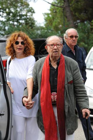 Caterina Varzi, Tinto Brass - Venezia - 31-08-2013 - Non solo divorzi, in arrivo una cascata di fiori d'arancio