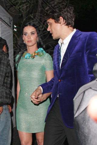 Katy Perry, John Mayer - Los Angeles - 10-02-2013 - Non solo divorzi, in arrivo una cascata di fiori d'arancio