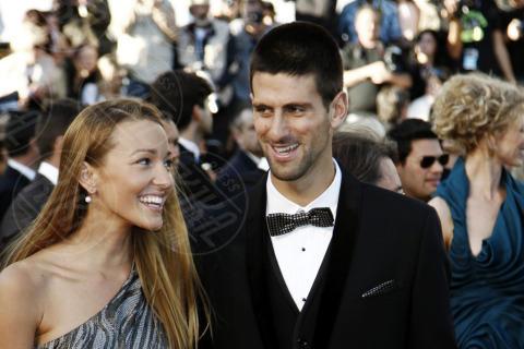 Jelena Ristic, Novak Djokovic - Cannes - 22-05-2012 - Non solo divorzi, in arrivo una cascata di fiori d'arancio
