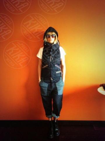 Emma Marrone - Los Angeles - 25-10-2013 - Il migliore abbinamento per il jeans? Altro jeans