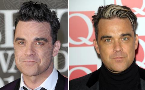 Robbie Williams - Los Angeles - 25-10-2013 - I colpi di testa, o di sole, degli uomini dello showbiz