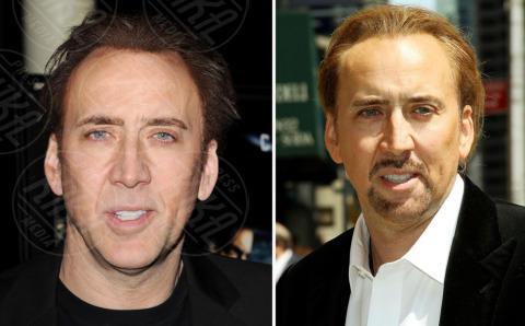 Nicolas Cage - Los Angeles - 25-10-2013 - I colpi di testa, o di sole, degli uomini dello showbiz