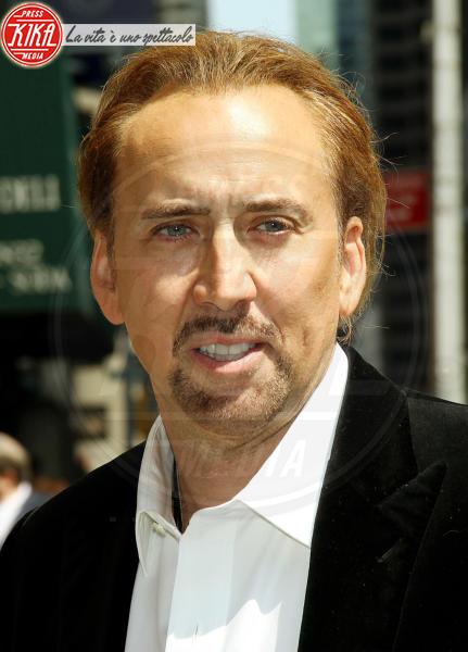 Nicolas Cage - New York - 12-07-2010 - Le star che non sapevate avessero il parrucchino, o simili