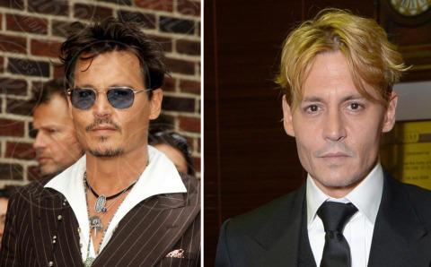Johnny Depp - Los Angeles - 25-10-2013 - I colpi di testa, o di sole, degli uomini dello showbiz