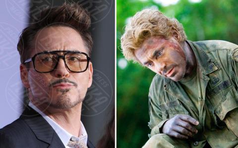 Robert Downey Jr - Los Angeles - 25-10-2013 - I colpi di testa, o di sole, degli uomini dello showbiz