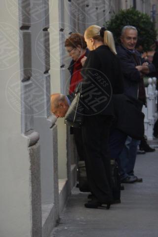 Pippo Franco - Milano - 25-10-2013 - Pippo Franco: un sorriso per le telecamere