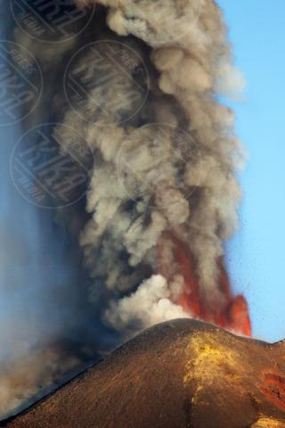 Etna - Etna in eruzione - Catania - 26-10-2013 - Etna: dopo 5 mesi di silenzio, lo spettacolo dell'eruzione