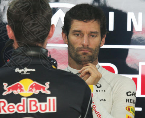 Mark Webber - Nuova Delhi - 26-10-2013 - Formula Uno, Vettel in pole position al Gran Premio d'India