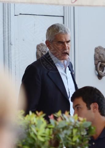 Pier Ferdinando Casini - Roma - 26-10-2013 - Pranzo in famiglia dal Bolognese per Pier Ferdinando Casini