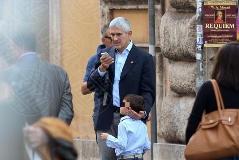 Caterina Casini, Francesco Casini, Pier Ferdinando Casini - Roma - 26-10-2013 - Mammo son tanto felice, il lato paterno dei vip