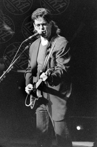 Toronto - 07-06-1995 - Addio a Lou Reed, una vita da poeta del rock