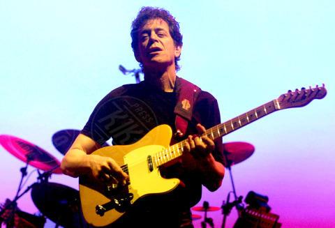 Lou Reed - Milano - 07-06-1995 - Addio a Lou Reed, una vita da poeta del rock