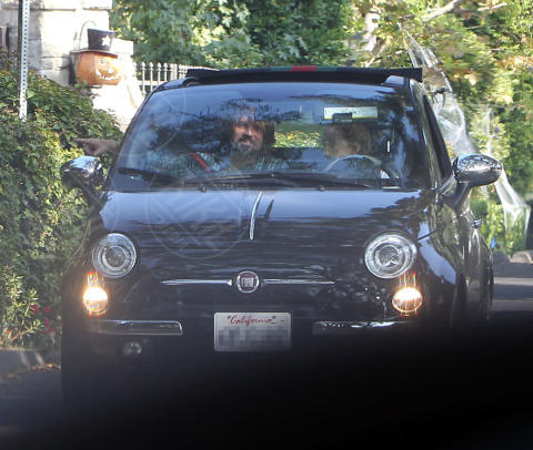 Noah Cyrus, Billy Ray Cyrus - Los Angeles - 24-10-2013 - Noah e il gene ribelle della famiglia Cyrus