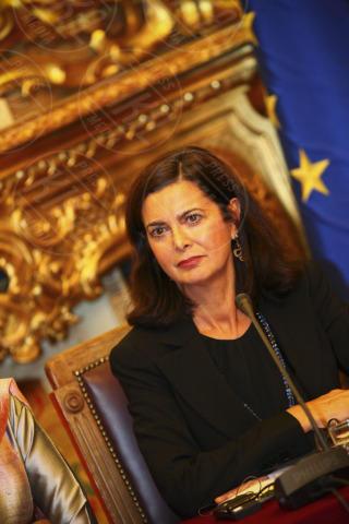 """Laura Boldrini - Roma - 28-10-2013 - Boldrini incontra San Suu Kyi: """"Un esempio per tutte le donne"""""""