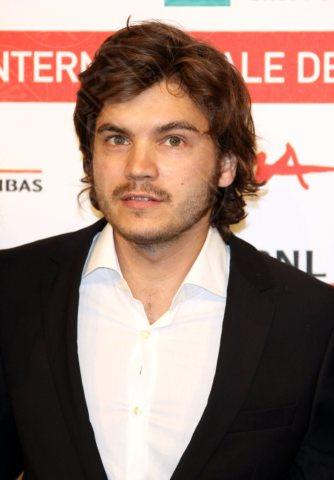 Emile Hirsch - Roma - 26-10-2011 - Emile Hirsh la spunta su Joaquin Phoenix: sarà John Belushi