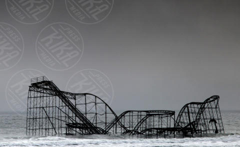 Uragano Sandy - Seaside Heights - 02-12-2012 - Sandy: un anno fa questa era New York