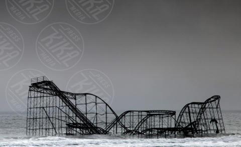 Uragano Sandy - Seaside Heights - 02-12-2012 - Sandy: un anno fa questa era New York
