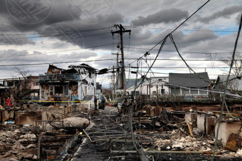Uragano Sandy - New York - 31-10-2012 - Sandy: un anno fa questa era New York