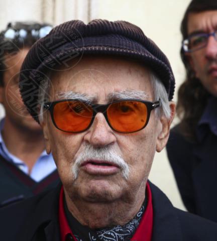 Vittorio Taviani - Roma - 29-10-2013 - Lutto nel mondo del cinema: morto il regista Vittorio Taviani