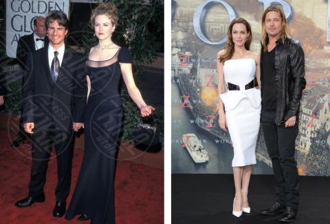 "Angelina Jolie, Tom Cruise, Nicole Kidman, Brad Pitt - 29-10-2013 - Nicole Kidman: ""I Brangelina come me e Tom Cruise"""