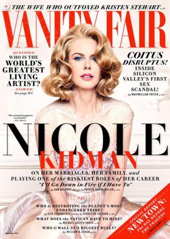 """Nicole Kidman - Los Angeles - 29-10-2013 - Nicole Kidman: """"I Brangelina come me e Tom Cruise"""""""