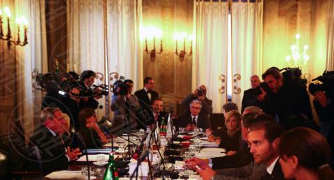 Giunta del Senato - Roma - 29-10-2013 - Decadenza Berlusconi: la votazione sarà palese