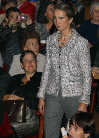Infanta Elena di Borbone - Madrid - 29-10-2013 - L'Infanta Elena consegna gli Ordini al Merito dello Sport